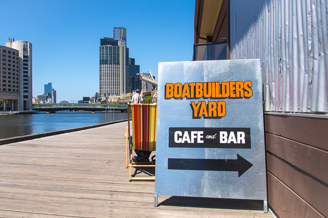 the boatbuilders yard