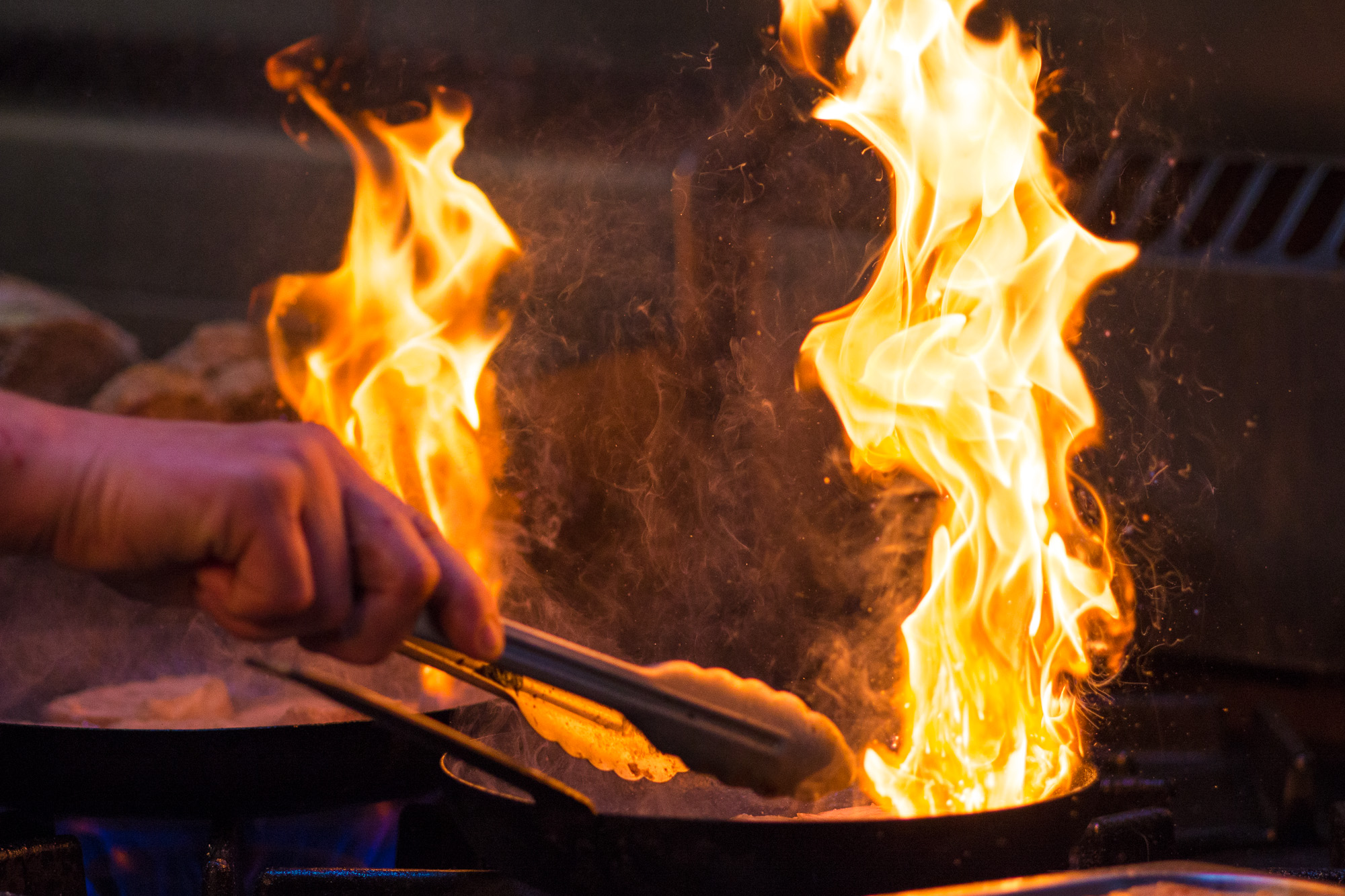 beer deluxe fire